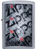 Zippo Diamond Plate Design öngyújtó, Z29838