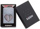 Zippo Kurt Cobain Street Chrome ™ öngyújtó, Z29708