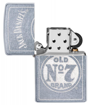 Zippo Jack Daniel's ® Street Chrome ™ öngyújtó, Z29757