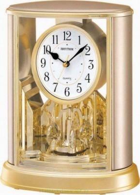 Rhythm asztali-kandalló óra, 4SG724WR18, Kvarc