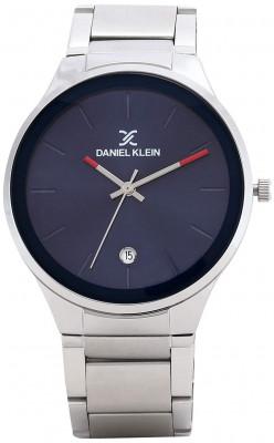 Daniel Klein Premium férfi karóra, DK.1.12321.2, Divatos, Kvarc, Nemesacél