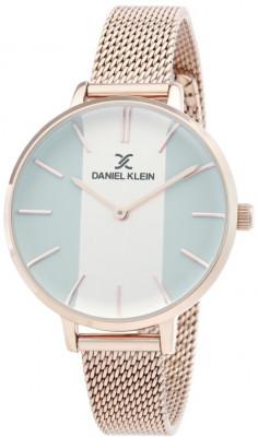 Daniel Klein Premium női karóra, DK.1.12315.2, Divatos, Kvarc, Acél