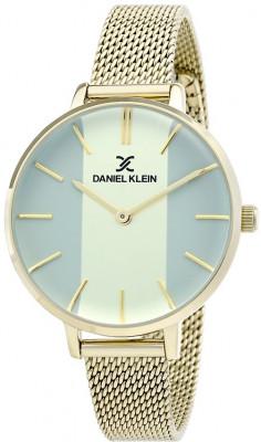 Daniel Klein Premium női karóra, DK.1.12315.3, Divatos, Kvarc, Acél