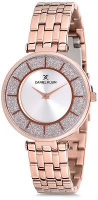 Daniel Klein Premium női karóra, DK12176-3, Divatos, Kvarc, Fém