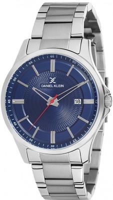 Daniel Klein Premium férfi karóra, DK12229-3, Divatos, Kvarc, Nemesacél