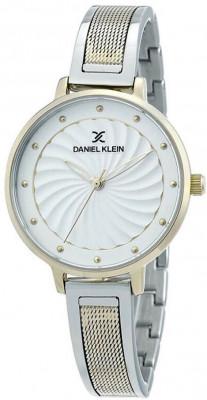 Daniel Klein Premium női karóra, DK.1.12378-6, Divatos, Kvarc, Nemesacél