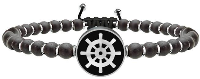 Kidult Symbols férfi karkötő, 731218
