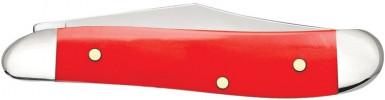 Zippo Red Synthetic Smooth Peanut Mini zsebkés, Z50516
