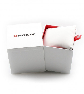 Wenger Seaforce férfi karóra, 01.0641.131, Búvár, Kvarc, Nemesacél