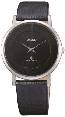 Orient Classic Slim női karóra, FUA07006B0, Elegáns, Kvarc, Bőr