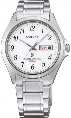 Orient Quartz Contemporary női karóra, FUG0Q00AS6, Klasszikus, Kvarc, Nemesacél