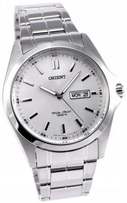 Orient Quartz Contemporary férfi karóra, FUG1H001W6, Klasszikus, Kvarc, Nemesacél