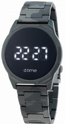 Daniel Klein D:Time férfi karóra, DK.1.12322.6, Divatos, Digitális, Nemesacél
