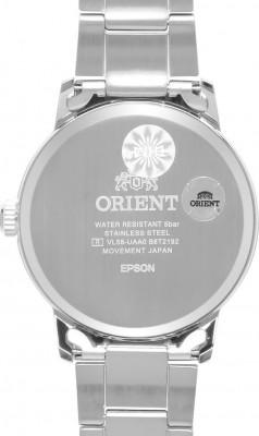 Orient Contemporary Small Second férfi karóra, RA-SP0002S10B, Elegáns, Kvarc, Nemesacél