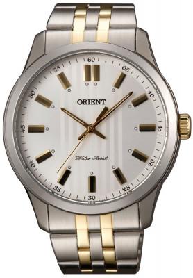 Orient Contemporary Quartz férfi karóra, SQC0U002W0, Klasszikus, Kvarc, Nemesacél