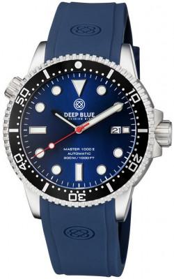 Deep Blue Master férfi karóra MSTR442BLKDKBLUOYSBRAC Óra Világ