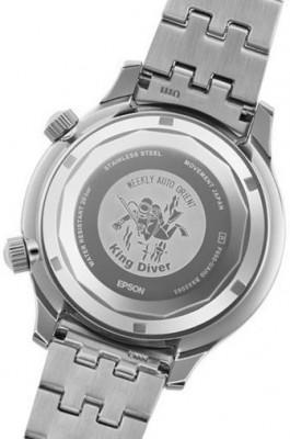 Orient Weekly Auto King Diver férfi karóra, RA-AA0D01B1HB, Búvár, Automata, Nemesacél