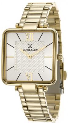 Daniel Klein Premium női karóra, DK.1.12410-3, Divatos, Kvarc, Nemesacél