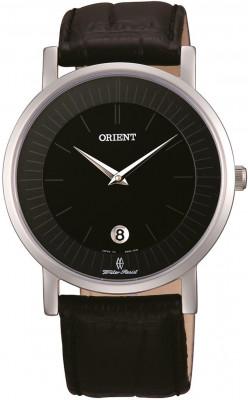 Orient Classic férfi karóra, FGW01009B0, Klasszikus, Kvarc, Bőr