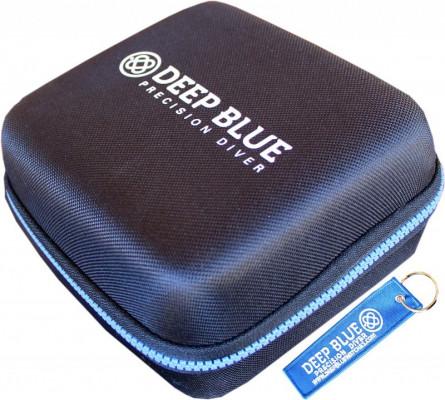 Deep Blue Pro Sea Diver 1000M férfi karóra, PSD1KWHITE, Búvár, Automata, Nemesacél