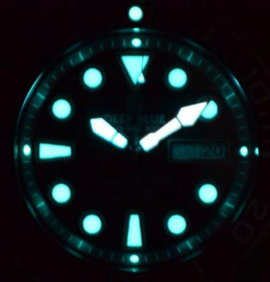 Deep Blue Pro Sea Diver 1000M férfi karóra, PSD1KBLACK, Búvár, Automata, Nemesacél