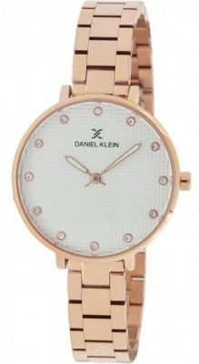Daniel Klein Premium női karóra, DK11463-3, Divatos, Kvarc, Fém