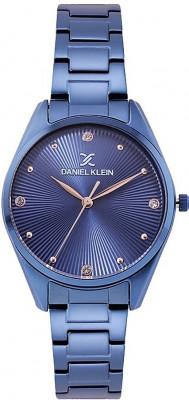 Daniel Klein Premium női karóra, DK.1.12372-1, Divatos, Kvarc, Fém