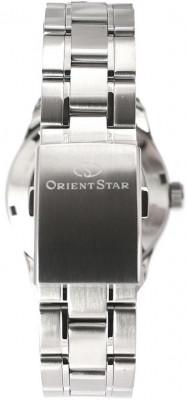 Orient Star 50 Open Heart, RE-AT0002E00B, Elegáns, Automata, Nemesacél