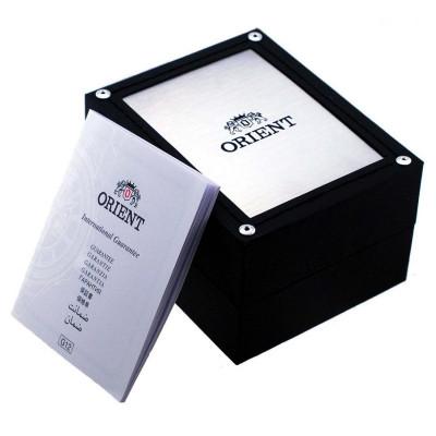 Orient Open Heart női karóra, DB0700DW, Elegáns, Automata, Bőr