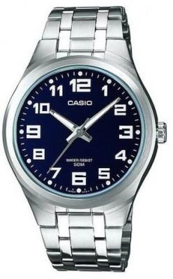 Casio férfi karóra, MTP-1310PD-2B, Klasszikus, Kvarc, Nemesacél