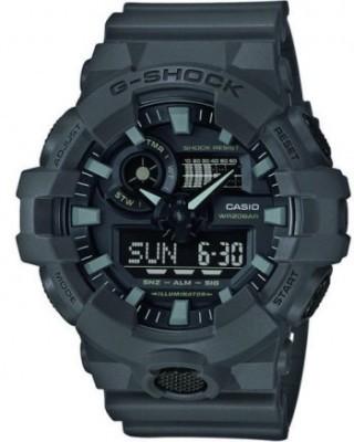 Casio G-Shock férfi karóra, GA-700UC-8AER, Sportos, Ana-digi, Műanyag