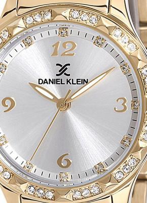 Daniel Klein Premium női karóra, DK.1.12526.3, Divatos, Kvarc, Nemesacél