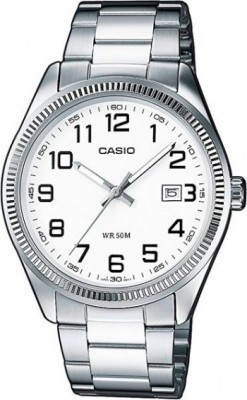Casio Collection férfi karóra, MTP-1302PD-7BVEF, Klasszikus, Kvarc, Fém
