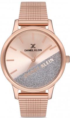 Daniel Klein Trendy női karóra, DK.1.12628.3, Divatos, Kvarc, Nemesacél