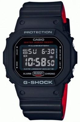 Casio G-Shock férfi karóra, DW-5600HR-1ER, Sportos, Digitális, Műanyag