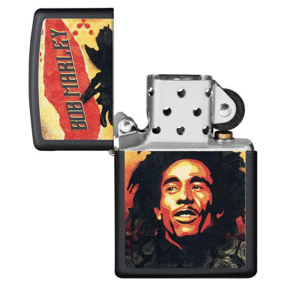 Zippo Bob Marley öngyújtó, Z49154