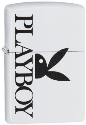 Zippo Playboy Black and White öngyújtó, Z29579