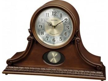 Rhythm asztali-kandalló óra, CRJ751NR06, Kvarc