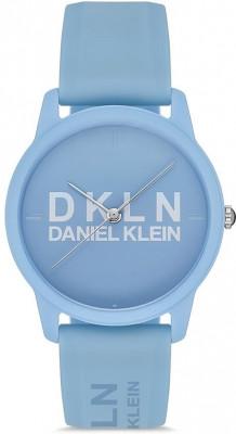Daniel Klein Dkln női karóra, DK.1.12645-5, Sportos, Kvarc, Szilikon