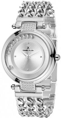 Daniel Klein Premium női karóra, DK11013-2, Divatos, Kvarc, Fém