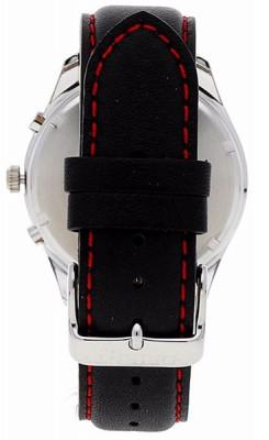 Orient Sporty Chronograph férfi karóra, FKV01003B0, Sportos, Kvarc, Bőr