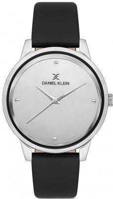 Daniel Klein Premium női karóra, DK.1.12685-1, Divatos, Kvarc, Bőr