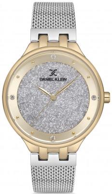 Daniel Klein Premium női karóra, DK.1.12683-6, Divatos, Kvarc, Acél