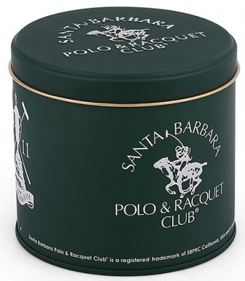 Santa Barbara Polo & Racquet Club Noble férfi karóra, SB.1.10192-5, Sportos, Kvarc, Bőr