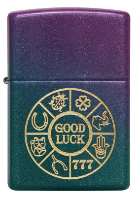 Zippo Lucky Symbols Design öngyújtó, Z49399