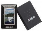 Zippo Fish in Lake öngyújtó, Z29408