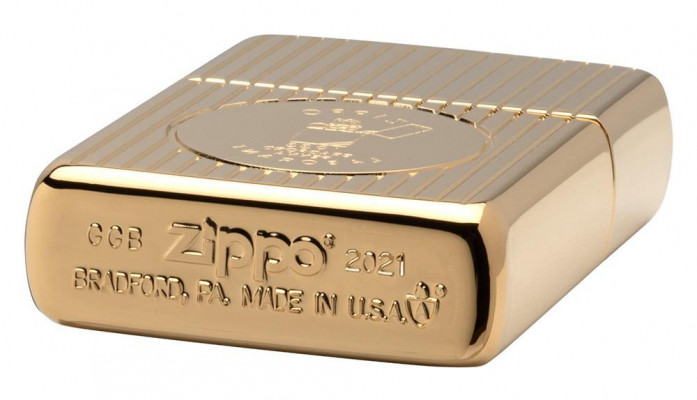Zippo Armor® Founder's Day 2021 öngyújtó, Z49631