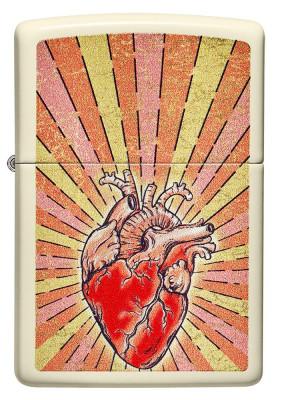 Zippo Heart Design öngyújtó, Z49397