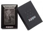 Zippo Black Ice® Deer Design öngyújtó, Z49059