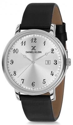Daniel Klein Premium férfi karóra, DK11724-1, Klasszikus, Kvarc, Bőr